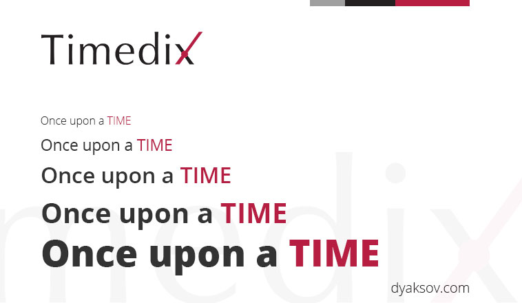 Once Upon a Time - Timedix